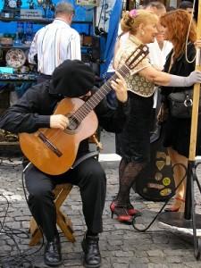 Guitare-Argentine