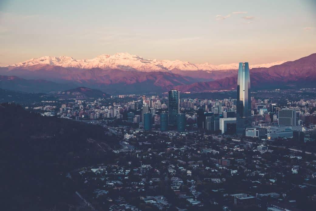 Pendant votre stage au Chili, visitez du pays !