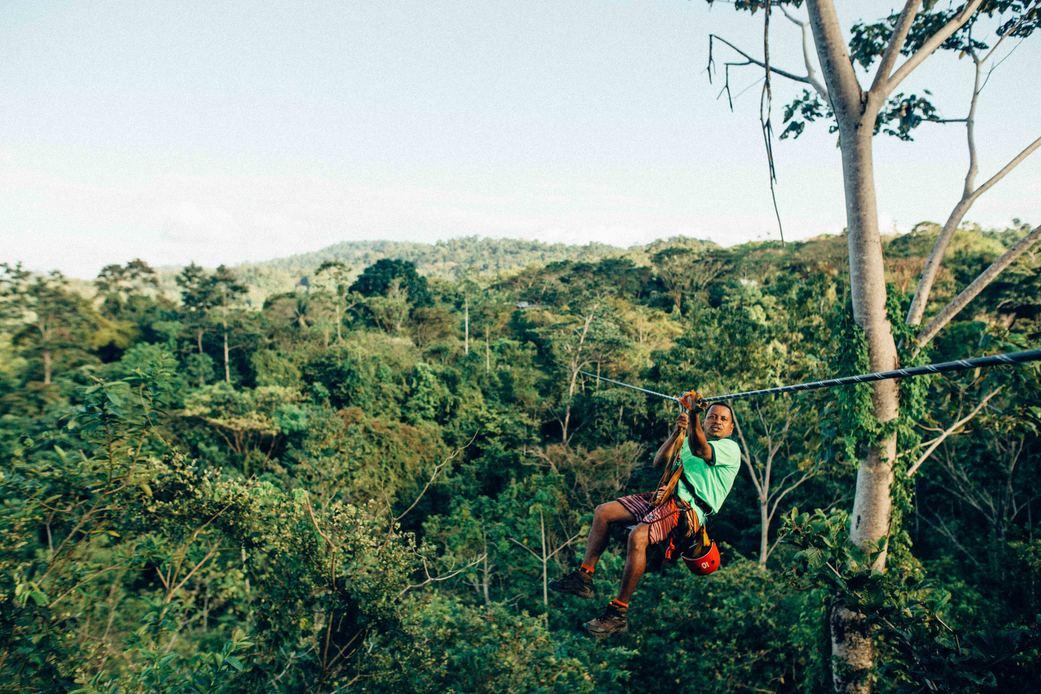 Que visiter pendant son stage au Costa Rica ?