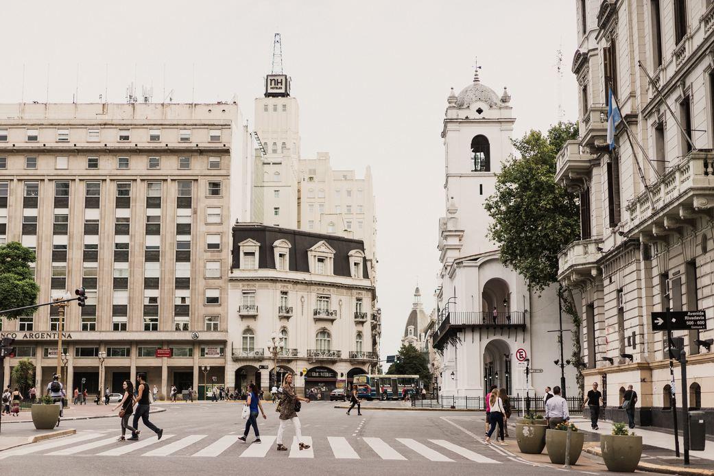 A la conquête de Buenos Aires