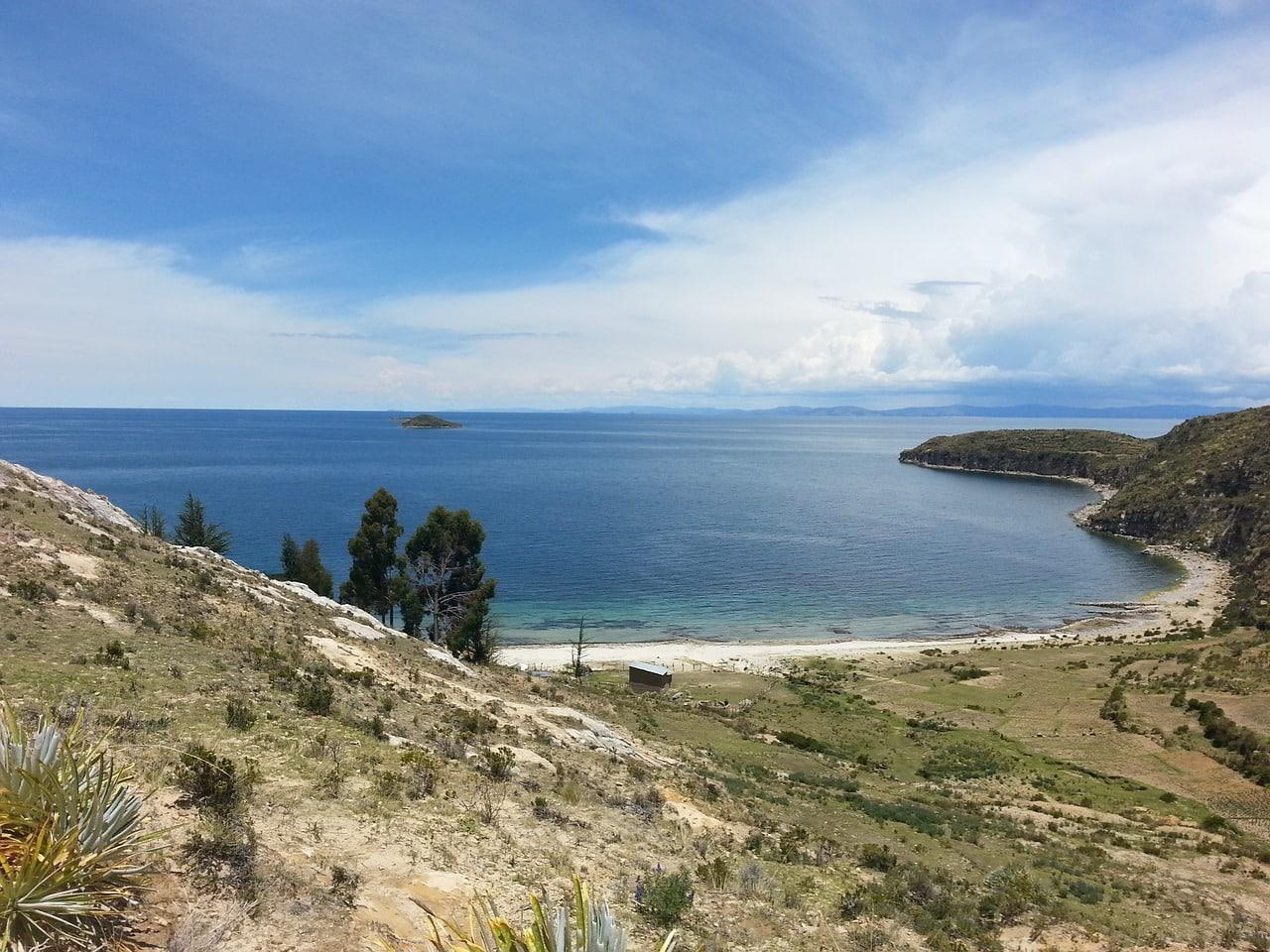 Explorer l'Isla del Sol en Bolivie pendant ton stage à l'étranger !
