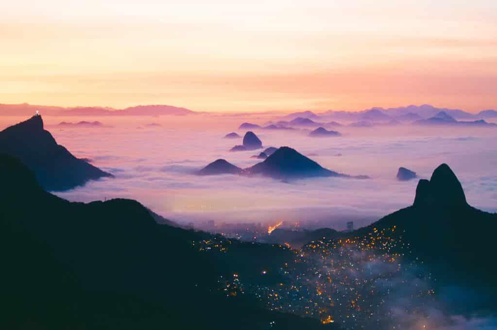 Les cinq plus beaux lieux à découvrir au Brésil