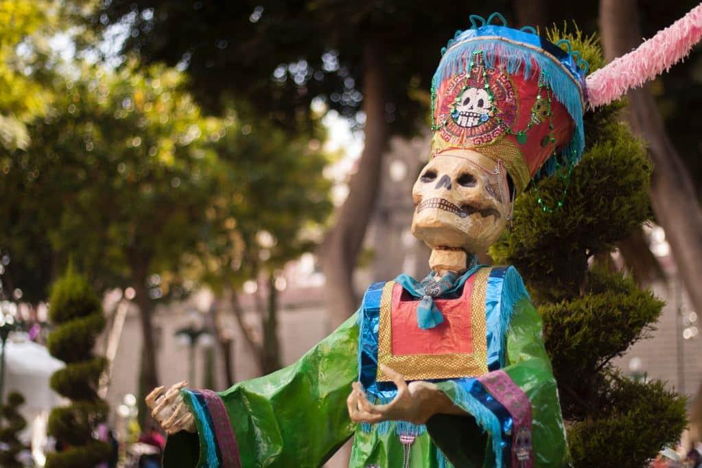 Fêter le Jour des morts au Mexique