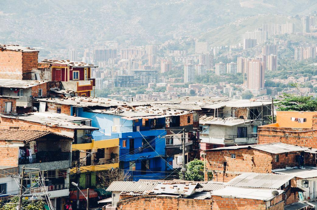 Découvre la ville de Medellin pendant ton stage en Colombie