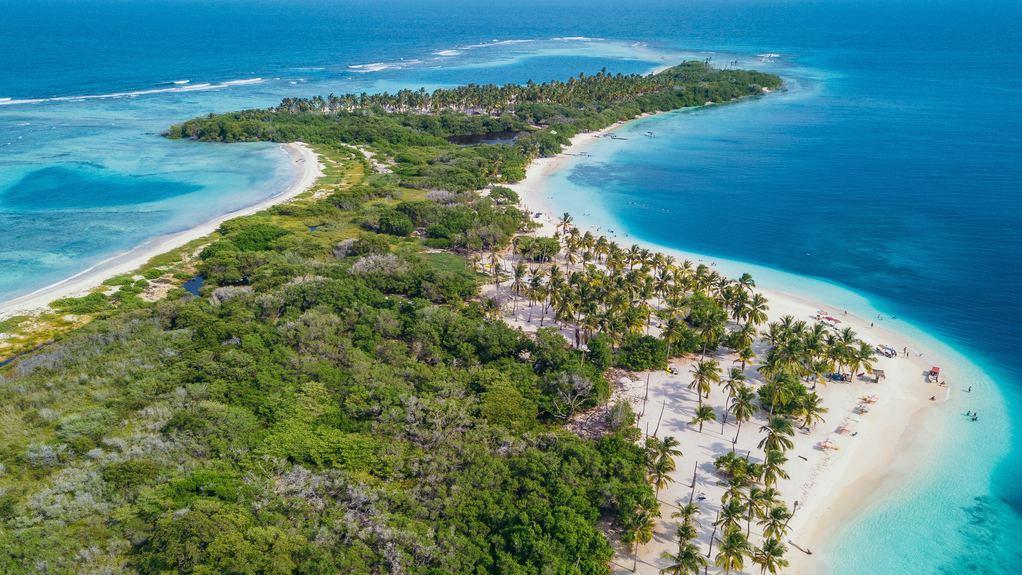 A la découverte de l'archipel Los Roques au Venezuela !