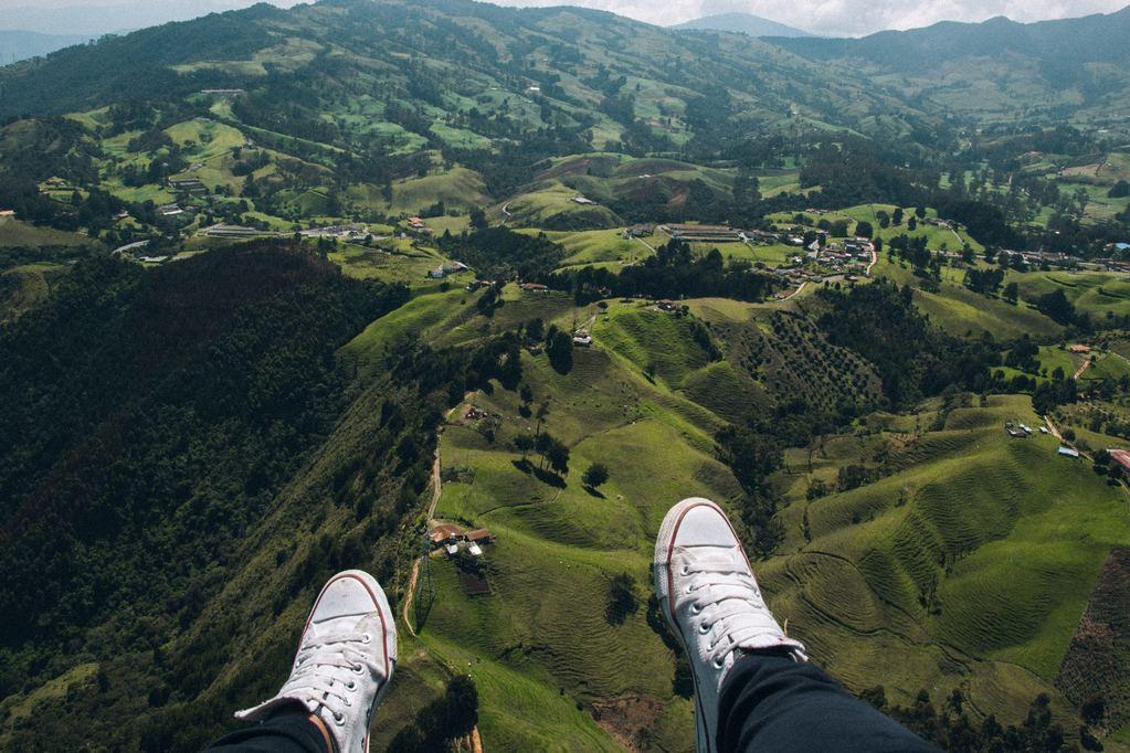 Les plus beaux paysages à voir pendant ton stage en Colombie