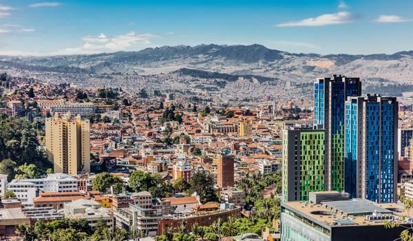 stage en Colombie Bogotà
